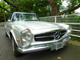 Mercedes-Benz 280SL(長崎)01/06