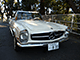 1970 Mercedes-Benz 280SL(つくば)01/06
