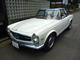 Mercedes-Benz 280SL(田園調布)01/06